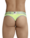 Xtremen 91031 Piping Thongs Green