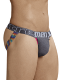 Xtremen 91033 Butt Lifter Jockstrap Dark Gray