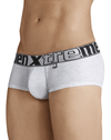 Xtremen 91034 Piping Briefs White