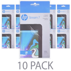 model # 57xx Retail - K1V12AA#ABL HP Screen Protector for HP Stream 7 Tablet