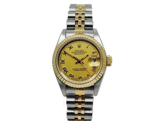 Steel/Gold DateJust
