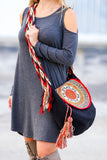 Wayuu Handmade Crossbody Bags (Black) - Pineapple Collective