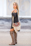 Wayuu Handmade Crossbody Bags (Beige) - Pineapple Collective