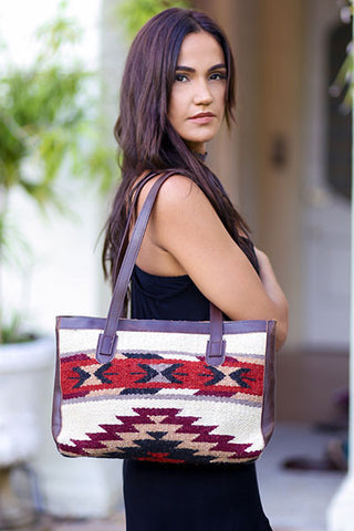 Southwestern Artisan Purse (More Colors) - Pineapple Collective
