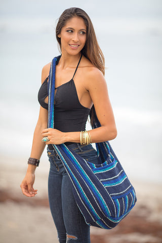 Hippie Beach Crossbody Bag (Style 2)