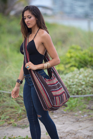 Hippie Beach Crossbody Bag (Style 1)