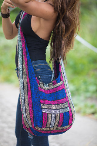 Hippie Beach Crossbody Bag (Style 4)