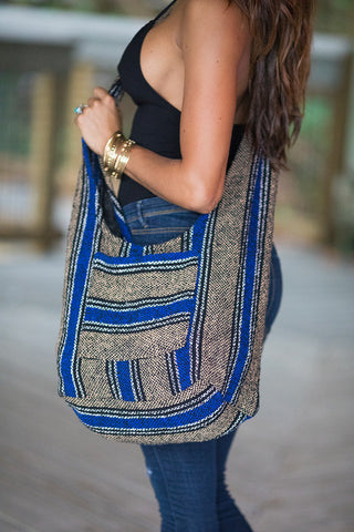 Hippie Beach Crossbody Bag (Style 6)