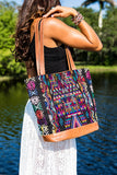 Maya Artisan Tote Bag - Pineapple Collective