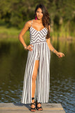Can't Resist Striped Pattern Raxi - Pineapple Collective