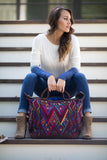 Warrior Artisan Weekender Bag (Style #5) - Pineapple Collective