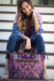 Warrior Artisan Weekender Bag (Style #4) - Pineapple Collective