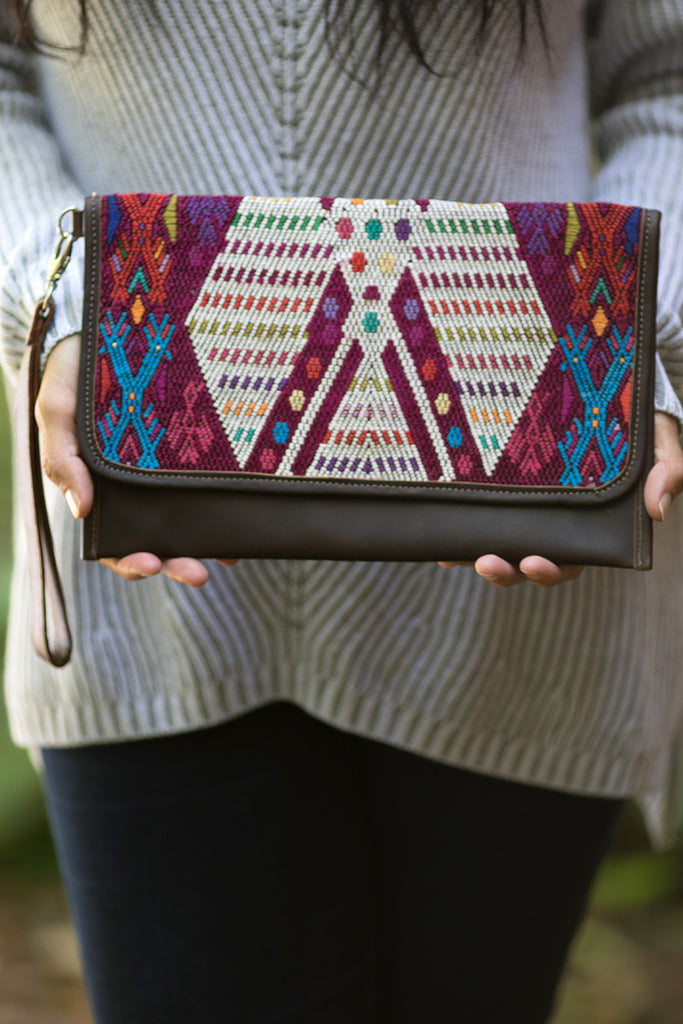 Nomad Wristlet/Clutch (Style 2) - Pineapple Collective