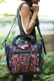 Artisan Wanderlust Weekender Travel Bag (Style #10) - Pineapple Collective