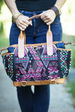 Pineapple Collective Convertible Day Bag (Style 10) - Pineapple Collective