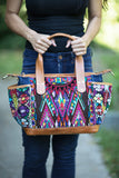 Pineapple Collective Convertible Day Bag (Style 11) - Pineapple Collective