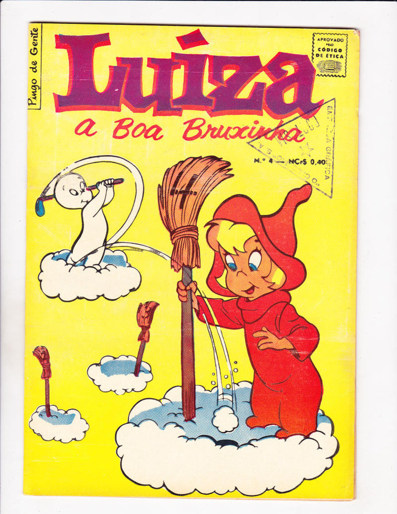 Luiza No 4 1969 Brazilian Wendy Golf Cover!