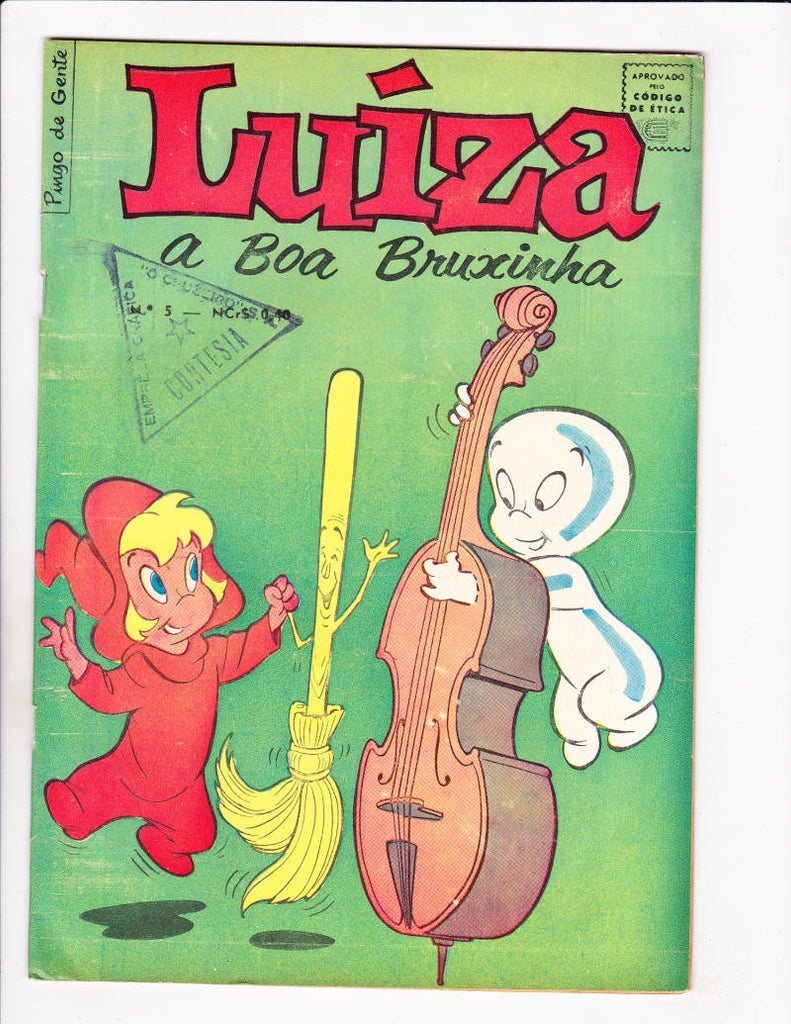 Luiza No 5 1969 Brazilian Wendy Bass Violin Cover!