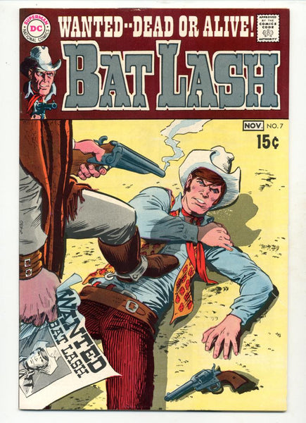 Bat Lash #7    Nick Cardy