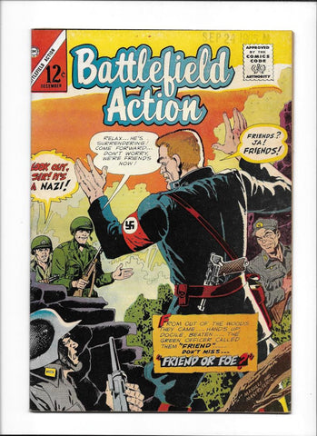 BATTLEFIELD ACTION #61  [1965 VF+]