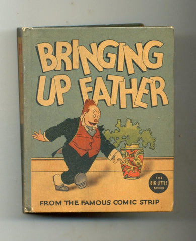 Bringing Up Father    Big Little Book      1936     Whitman