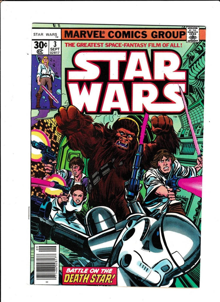 Star Wars No.3 : 1977 : :