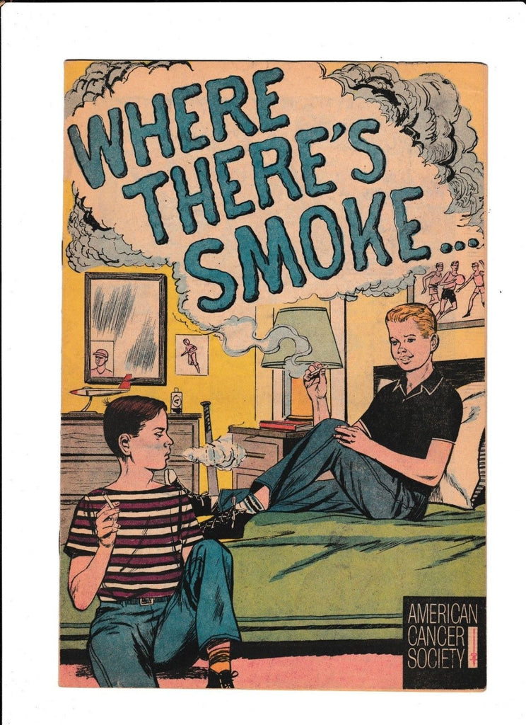Where There's Smoke... : 1965 : : Smoking Giveaway :