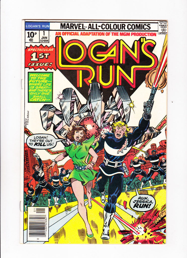 Logan's Run No.1 : 1977 : :