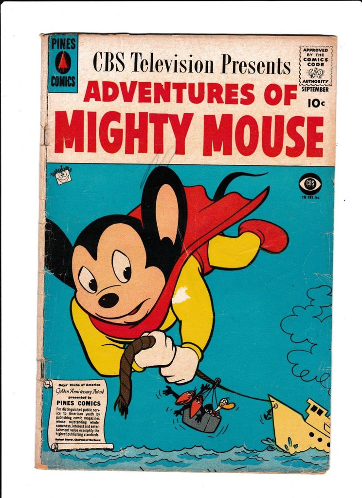 Adventures Of Mighty Mouse : 1957 : :