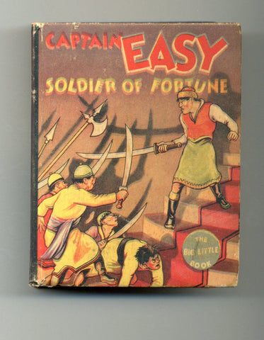 Captain Easy Soldier of Fortune 1934