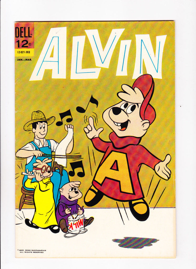 Alvin No.2 : 1963 : : Homemade Instruments Cover :