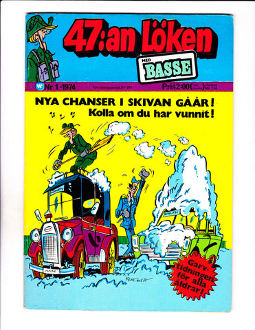 47:an Loken No 1-1974 - Swedish Sad Sack -