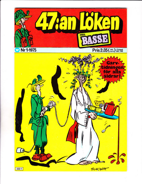 47:an Loken No 1-1975 - Swedish Sad Sack -