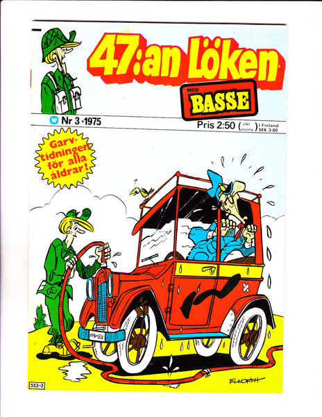 47:an Loken No 3-1975 - Swedish Sad Sack -