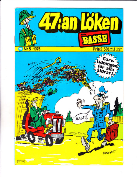 47:an Loken No 5-1975 - Swedish Sad Sack -