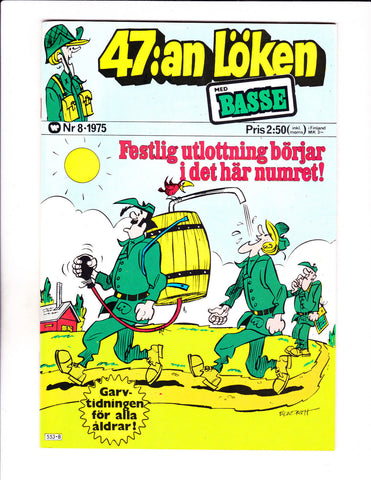 47:an Loken No 8-1975 - Swedish Sad Sack -
