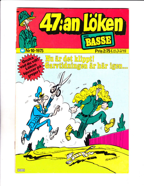 47:an Loken No 10-1975 - Swedish Sad Sack -