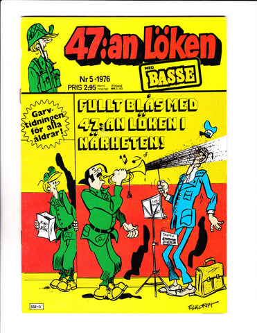 47:an Loken No 5-1976 - Swedish Sad Sack -