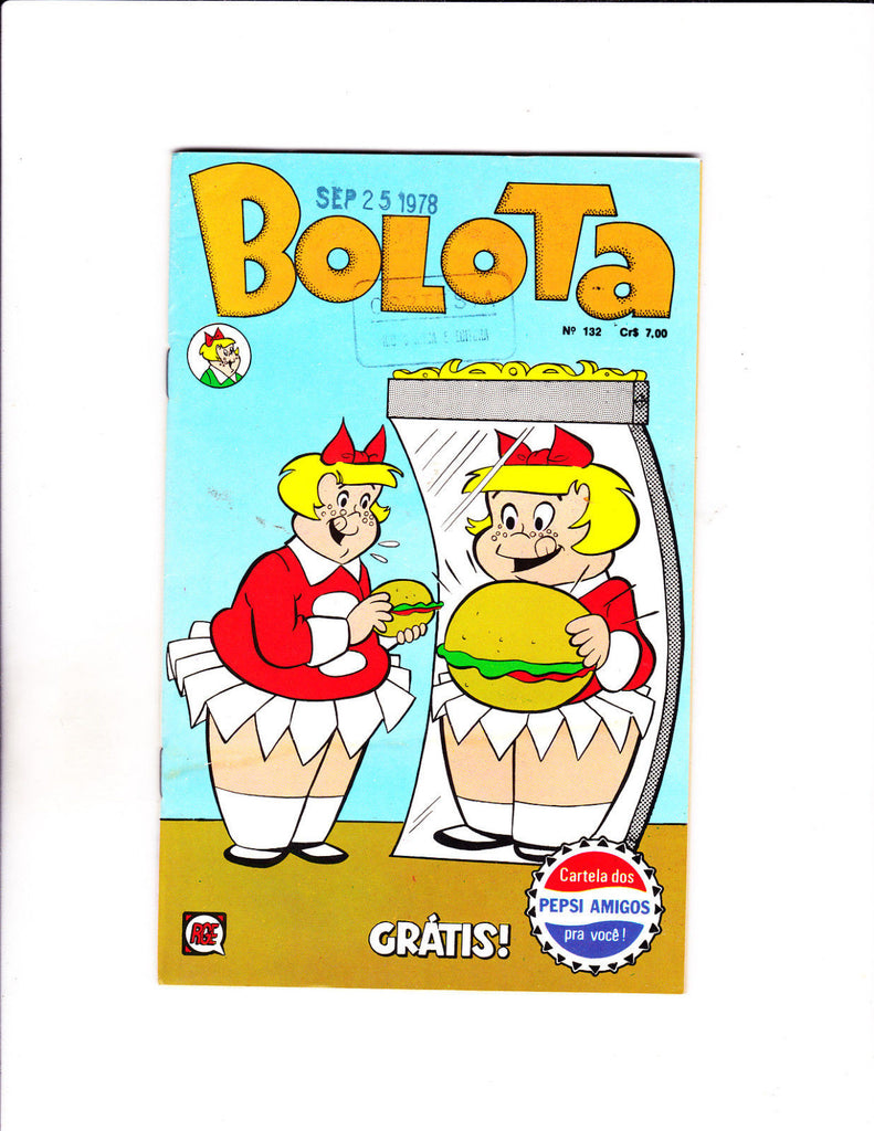 Bolota No 132-1978- Brazillian Little Lotta -
