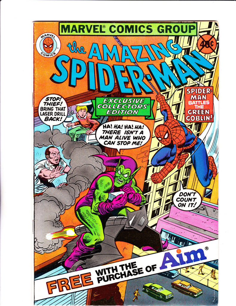 Amazing Spider-Man : 1980 : : Giveaway :