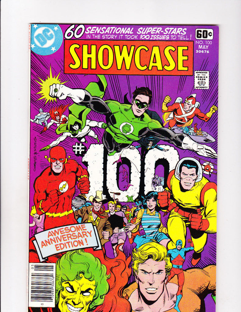 Showcase No.100 : 1978 : : Awesome Anniversary Edition :