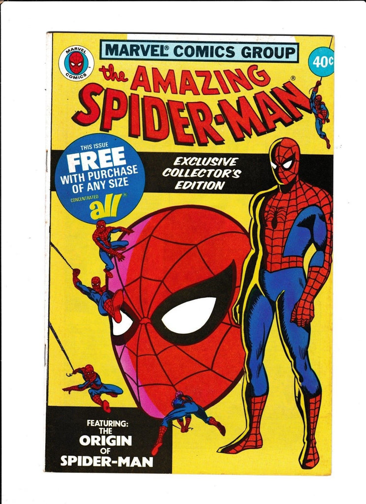 Amazing Spider-Man : 1979 : : Exclusive Collector's Edition :