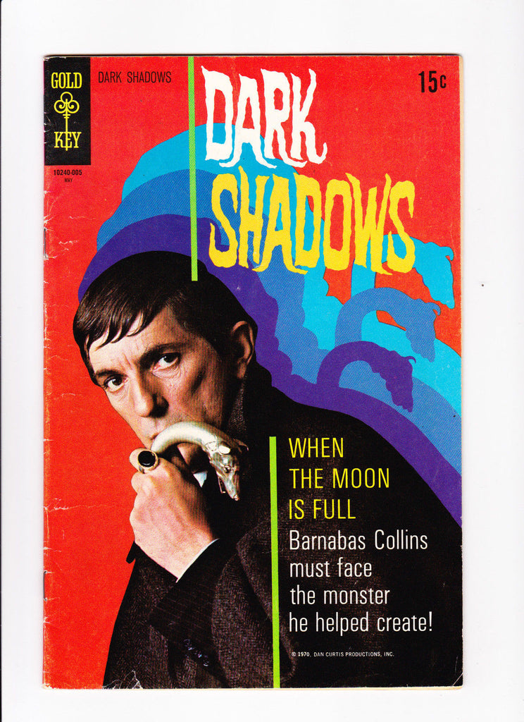 Dark Shadows No.5 :: 1970 :: :: When The Moon Is Full ::