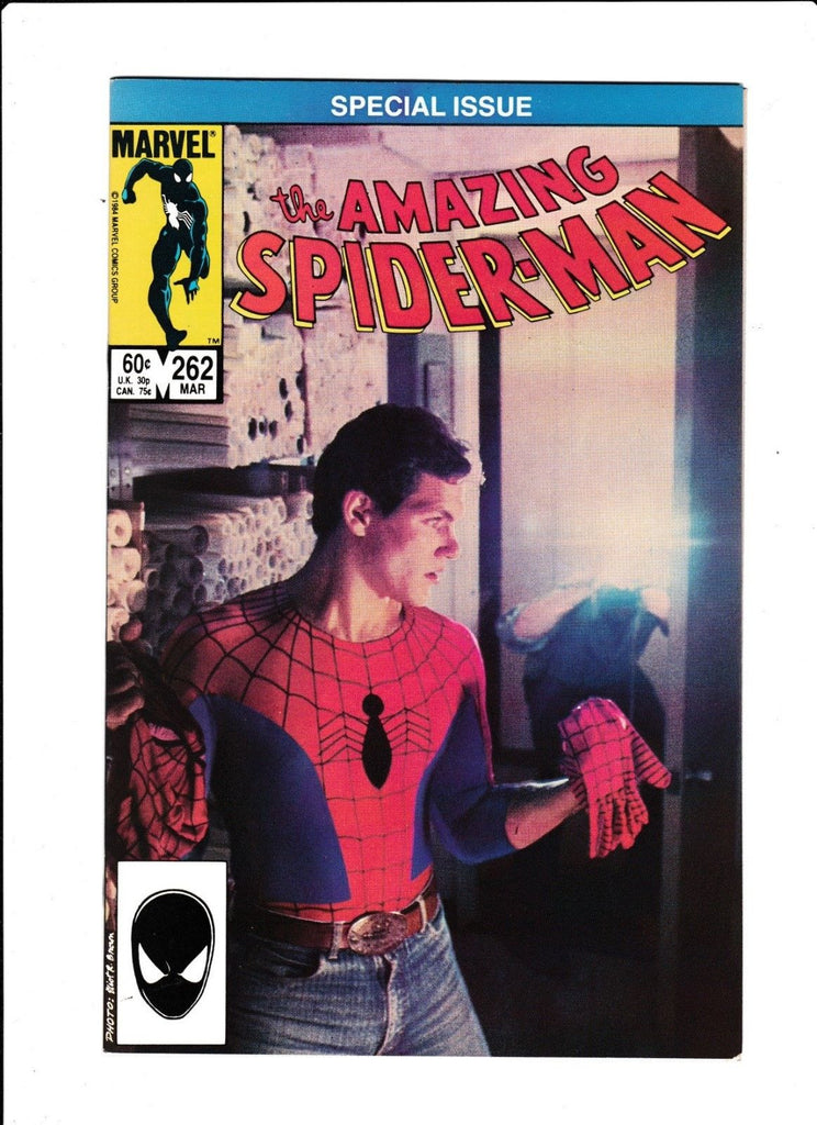 Amazing Spider-Man No.262 : 1985 : : Photo Cover :