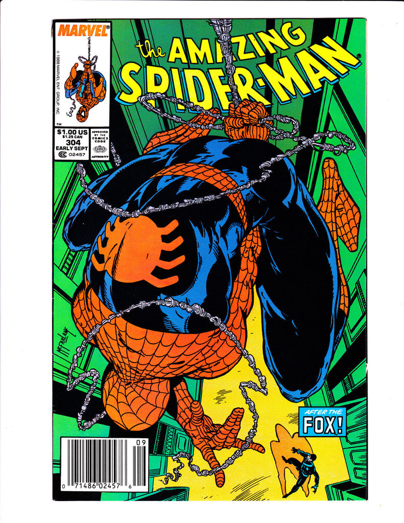 Amazing Spider-Man No.304 : 1988 : :