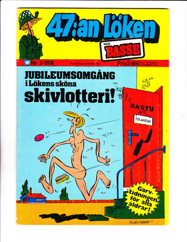 47:an Loken No 3 1974 - Swedish Sad Sack