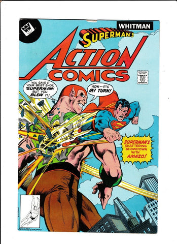 Action Comics No.483 : 1978 : : Whitman Variant :
