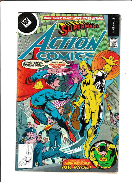 Action Comics No.488 : 1978 : : Whitman Variant :