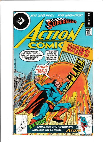 Action Comics No.487 : 1978 : : Whitman Variant :
