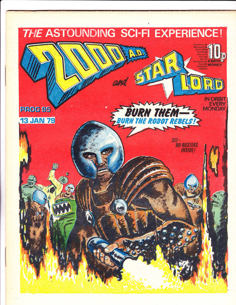 2000 A.D. & Star Lord No.95 : 1979 : :
